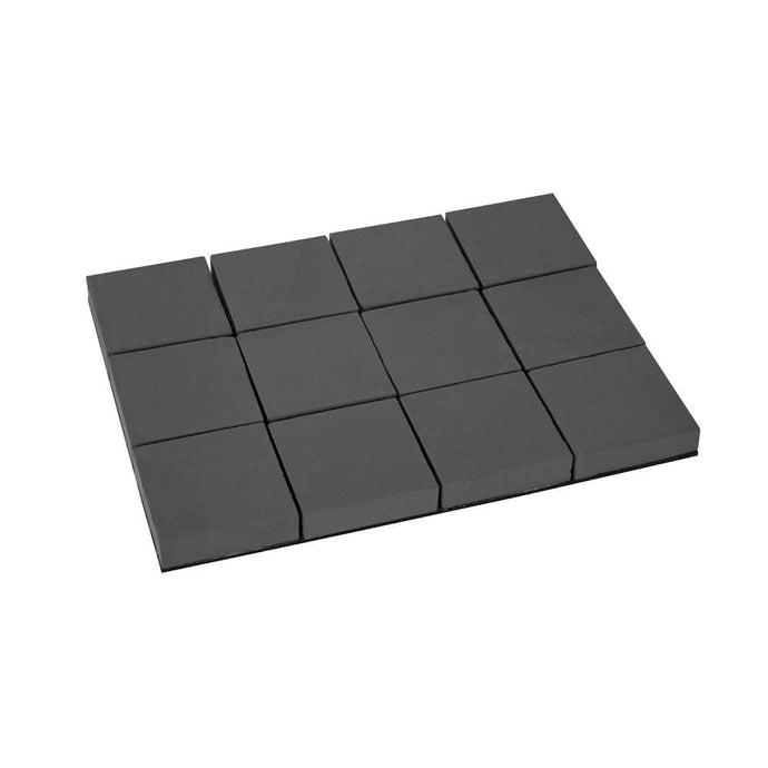 OASIS Midnight Floral Foam Tile
