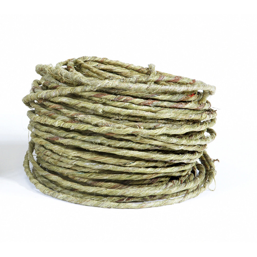OASIS Rustic Wire, Green  18ga x 70 ft. roll