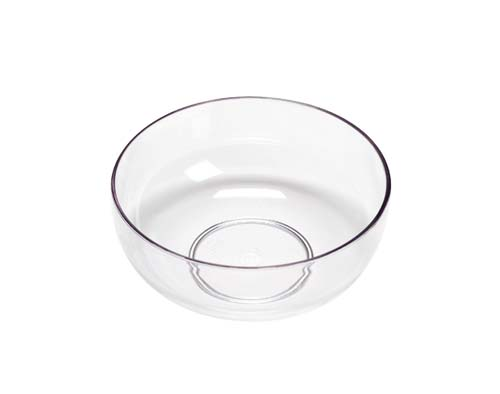 LOMEY Design Bowl, Clear 9