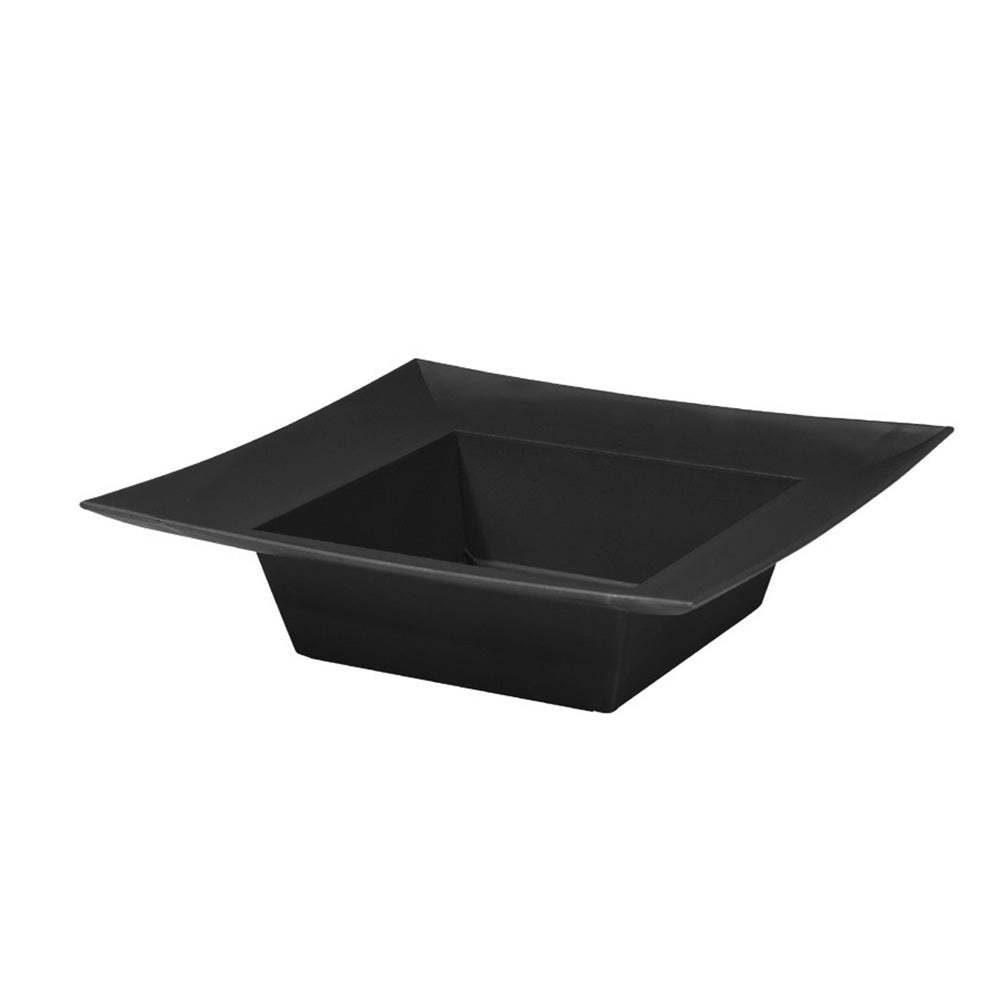 ESSENTIALS Square Bowl, Onyx