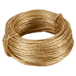 "OASIS Bind Wire, Gold, 23-gauge 18"" 69 ft. roll"