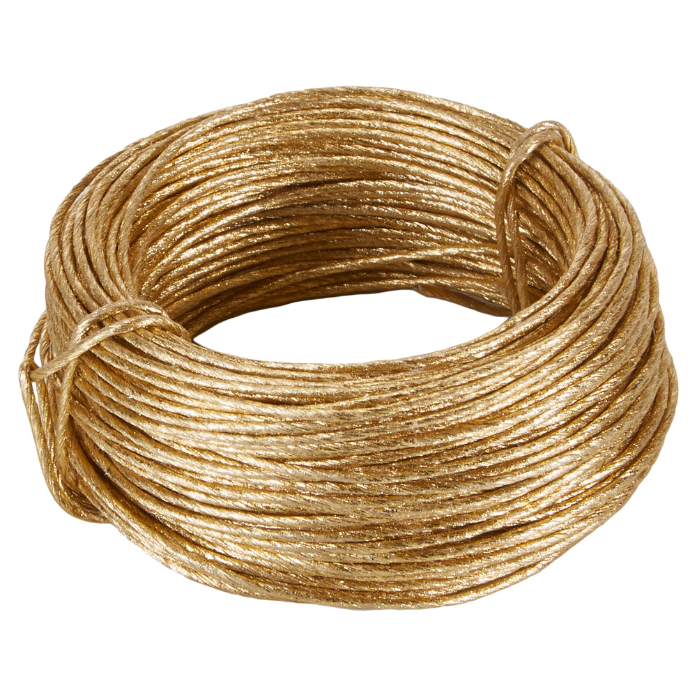 OASIS Bind Wire, Gold, 23-gauge 18