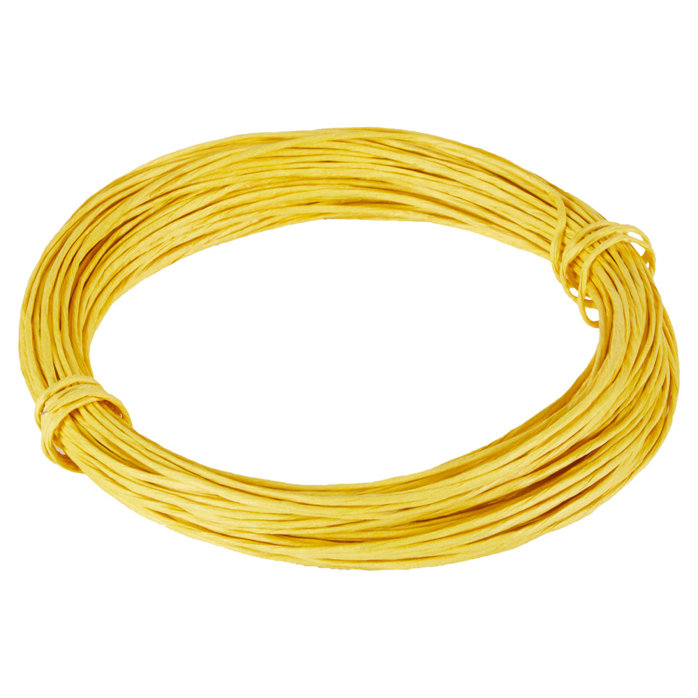 OASIS Bind Wire, Golden Yellow, 23-gauge 18