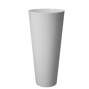 OASIS Display Bucket, White 22""