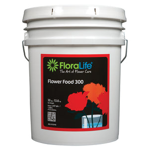 Floralife Flower Food 300 Powder, 30 lb.