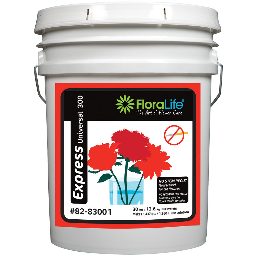 Floralife Express Universal 300 Powder, 30 lb