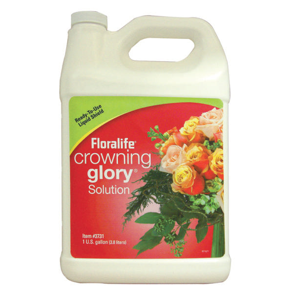 Floralife Crowning Glory Solution, 1 gal