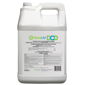 Floralife D.C.D. Cleaner, 2.5 gal with pump