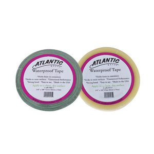 Atlantic Waterproof Tape, Clear 1/2""