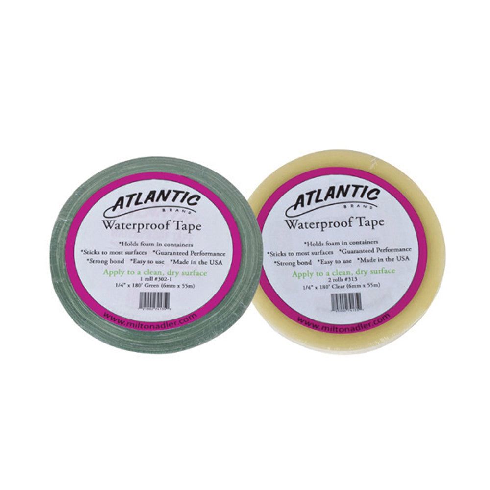 Atlantic Waterproof Tape, Clear 1/2