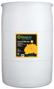 Floralife Express Clear ULTRA 200 cocentrate, 55 gallon