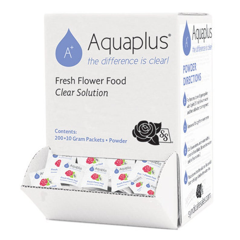 AquaPlus® Flower Food 200 box