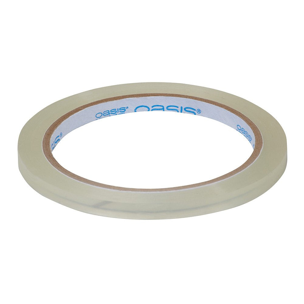 Oasis Clear Tape- 1/4th Inch