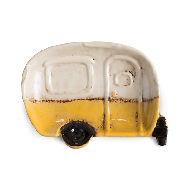 Yellow Camper Soap Dish