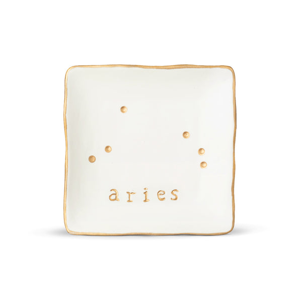 Aries Ceramic Soap Dish