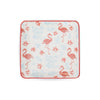 Tropical Soap Dish - Flamingo Floral