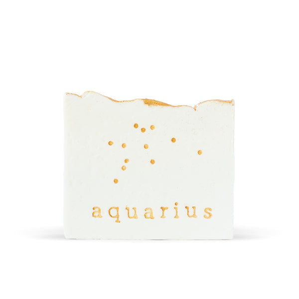 Aquarius - Handcrafted Vegan Soap