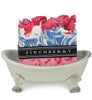 Iron Bathtub Soap Dish