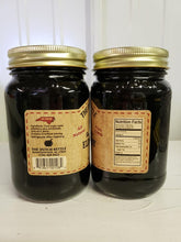 Load image into Gallery viewer, Dutch Kettle All Natural Homemade Elderberry Jelly 19 oz Jar