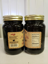 Load image into Gallery viewer, Dutch Kettle All Natural Homemade Seedless Black Raspberry Jam 19 oz Jar
