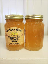 Load image into Gallery viewer, Dutch Kettle All Natural Homemade Pear Jam 19 oz Jar