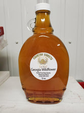 Load image into Gallery viewer, Raw Georgia Wildflower Honey 12 oz Bottle