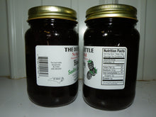 Load image into Gallery viewer, Dutch Kettle No Sugar Added All Natural Homemade Seedless Blackberry Jam 19 oz Jar