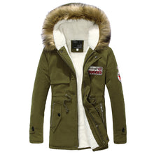 Wool Army Winter Jacket