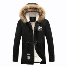 Fashion Fur Parka