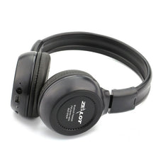 Wireless LCD Bluetooth Headphones