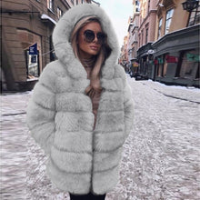 Fashion Fur Coat