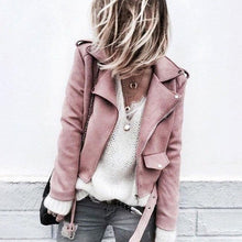 Autumn Moto Jacket
