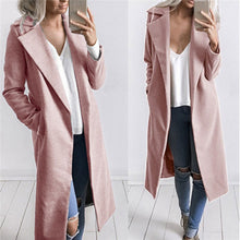 Women's Winter Wool Coat
