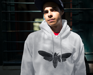Dragon Fly Hooded Sweatshirt