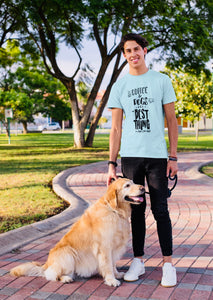 Dog and Coffee T-Shirt
