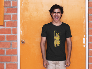 Yellow Samurai T-Shirt