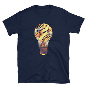 Yellow Bulbs T-Shirt