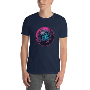 Astronaut Monkey  T-Shirt