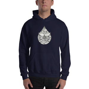Drop Hooded Sweatshirt