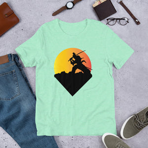 Samurai and sun T-Shirt