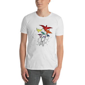 Breaking Glass T Shirt
