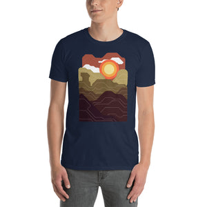 Nature Abstract  T-Shirt