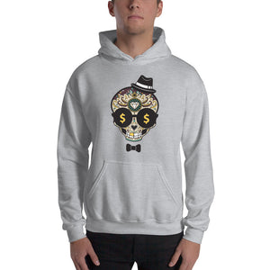 Money Skull Hooded Sweatshirt