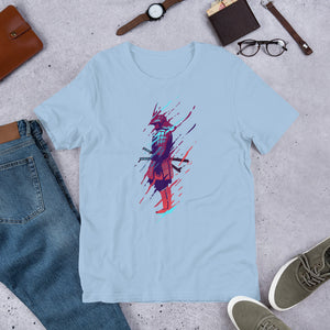 Fire Samurai T-Shirt