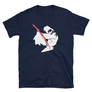 White Samurai T-Shirt