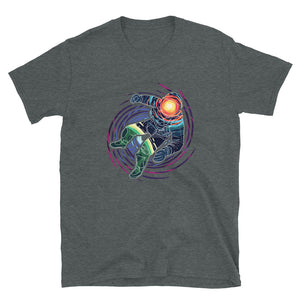Loop  around Astronauts T-Shirt