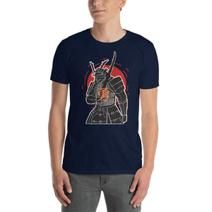 Samurai & Sword T-Shirt