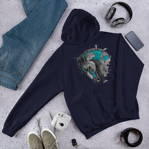 Horse Hooded Sweatshirt