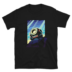 Framed astronauts T-Shirt