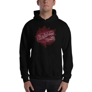 Dragon Hooded Sweatshirt